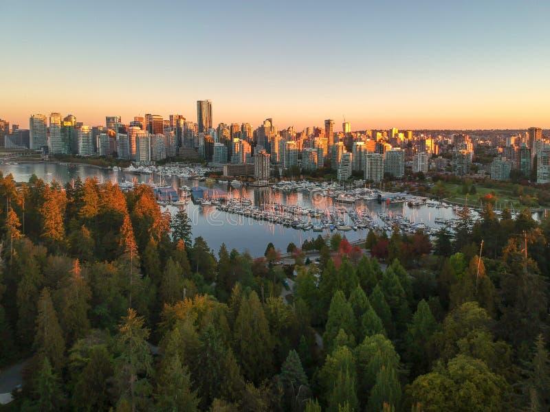 Stanley Park - Vancouver, Kanada lizenzfreie stockbilder