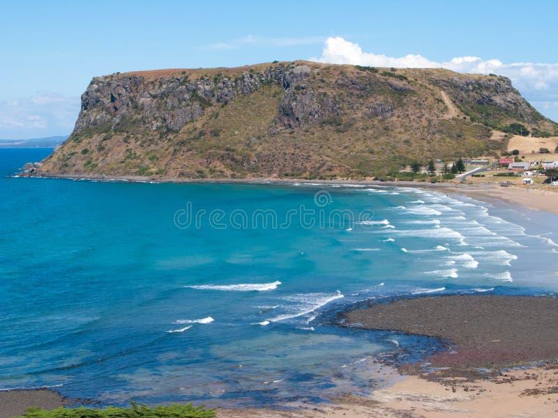 Stanley Tasmanie photographie stock