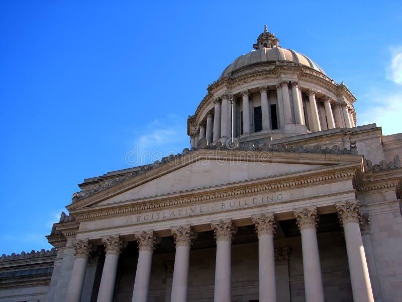 Stanu Capitol budynek zdjęcie royalty free