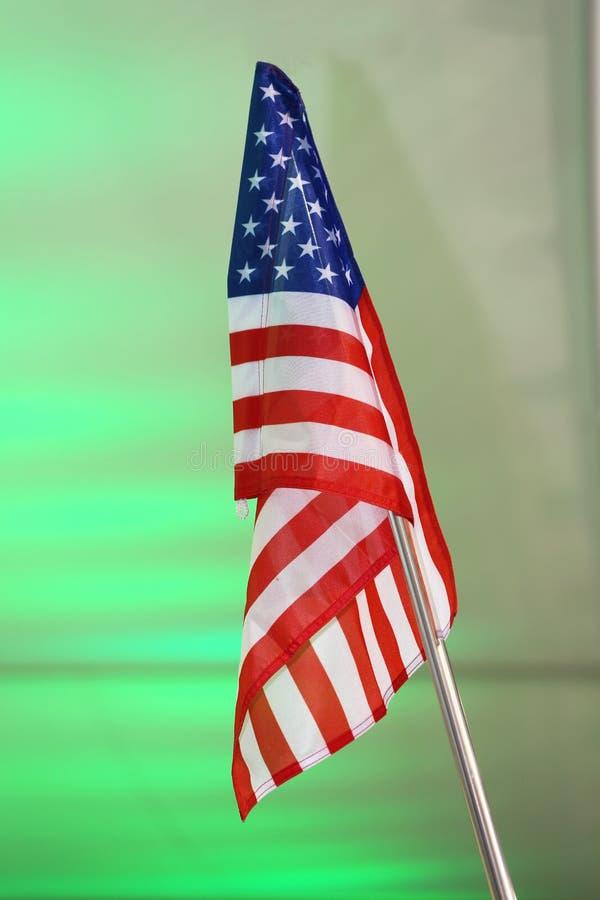 Stany Zjednoczone Ameryka flaga jako kolorowy tło zdjęcie royalty free
