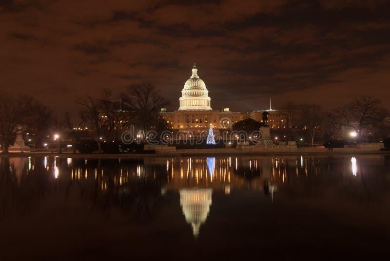 Stany Zjednoczone Capitol budynek - Waszyngton, DC fotografia stock