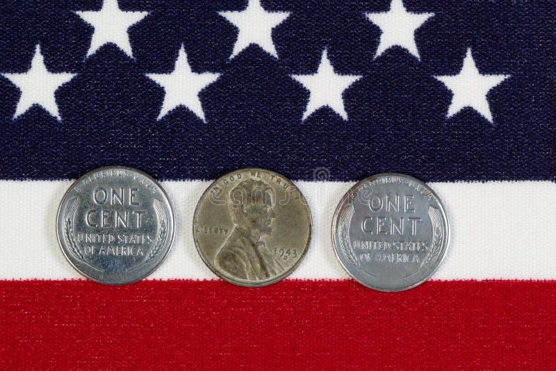 Stany Zjednoczone drugiej wojny światowa stali centy zdjęcie stock