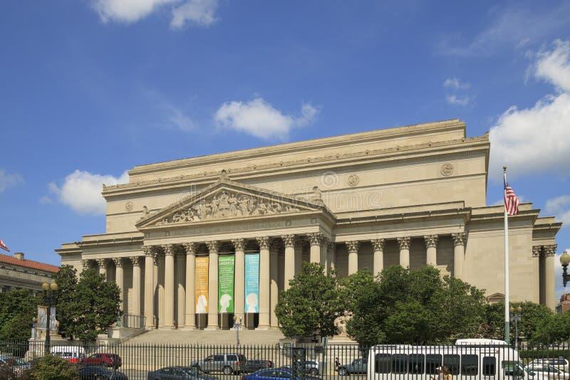 Stany Zjednoczone obywatel Archiwizuje budynek zdjęcia royalty free