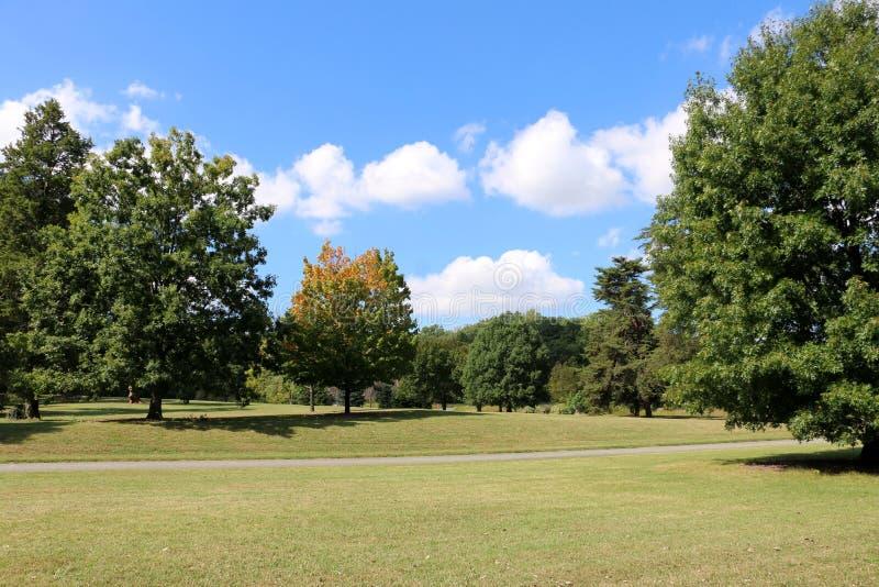 Stany Zjednoczone obywatela arboretum zdjęcia royalty free