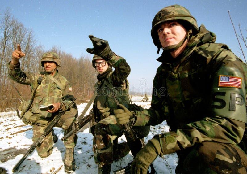 STANY ZJEDNOCZONE wojsko zdjęcie stock