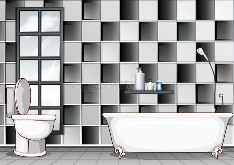 Piastrelle bagno bianco e nero top piastrelle in ceramica for Piastrelle bagno bianche e nere