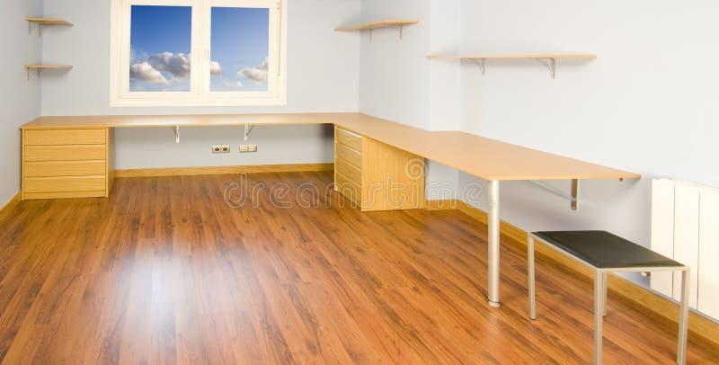 Sfondo Desktop Stanza Ufficio : Luogo di lavoro di ufficio lavoratori su una priorità bassa blu
