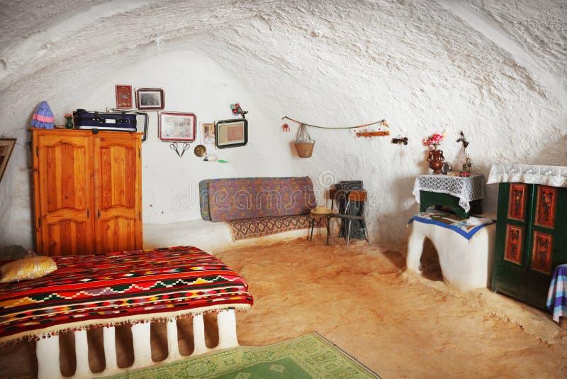 Stanza di Berber fotografia stock