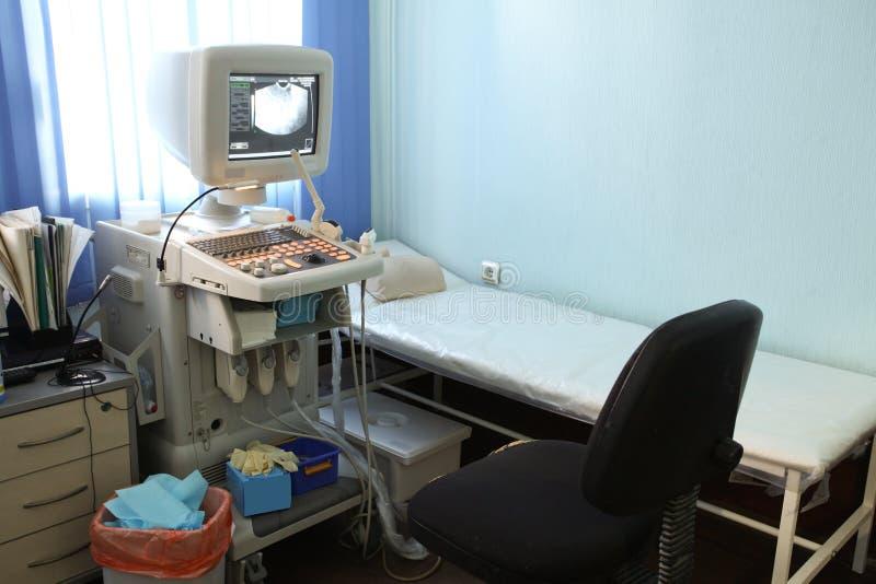 Download Stanza Di Consulto Di Medico Immagine Stock - Immagine di ultrasonico, medici: 30830583