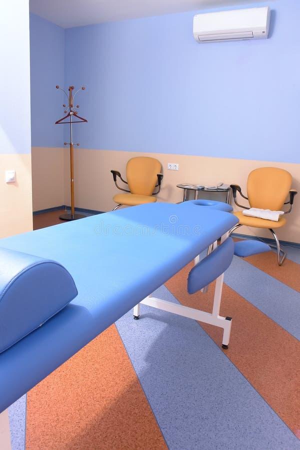 Stanza Di Massaggio Immagine Stock Libera da Diritti
