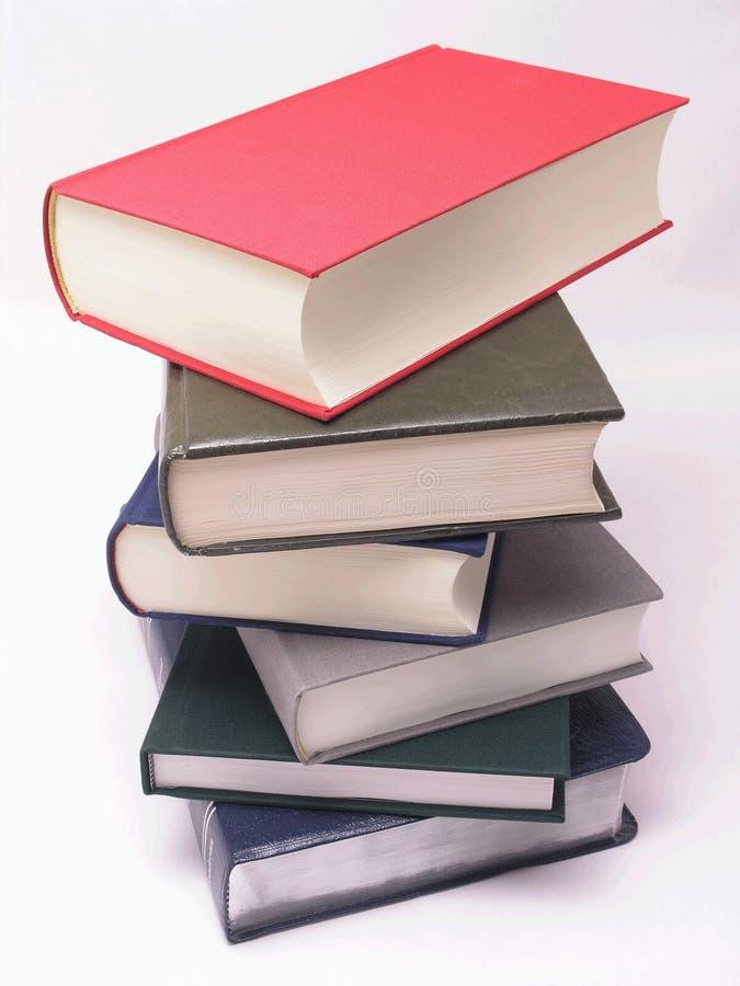Stapel Bücher 1 lizenzfreies stockfoto