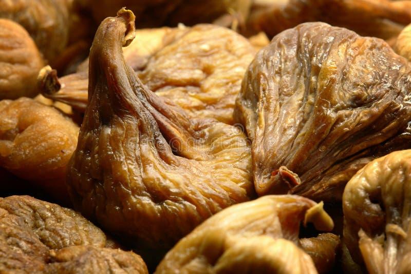 Stapel Droge Fig. stock foto