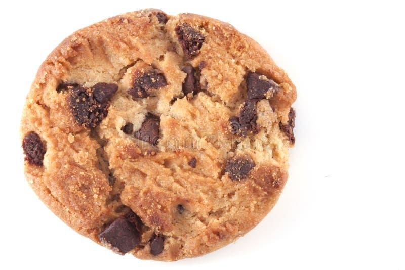 stapel för chipchokladkakor royaltyfria foton