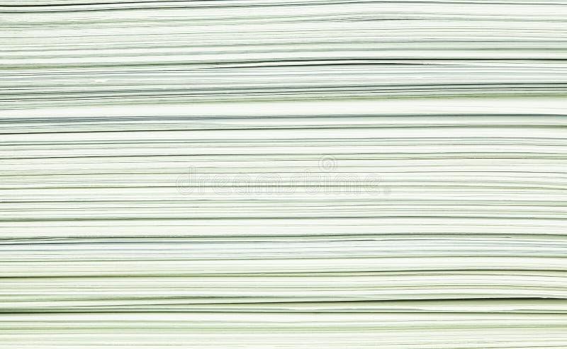 Stapel Papiere lizenzfreies stockfoto