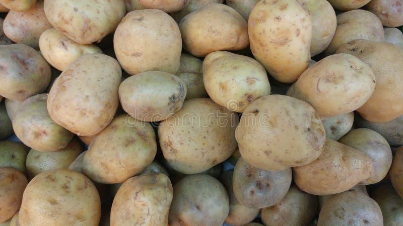 Stapel potatoe lizenzfreies stockbild