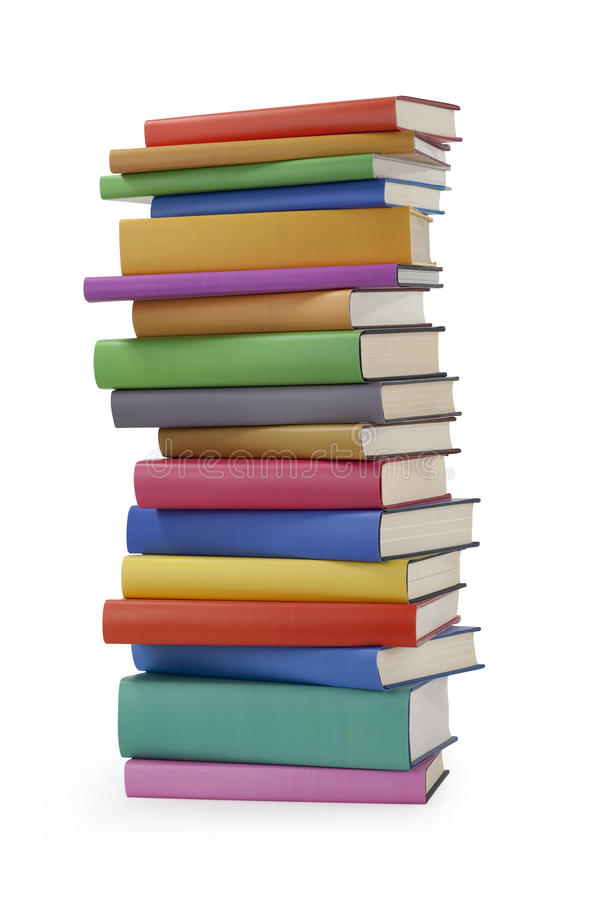 Stapel van boeken