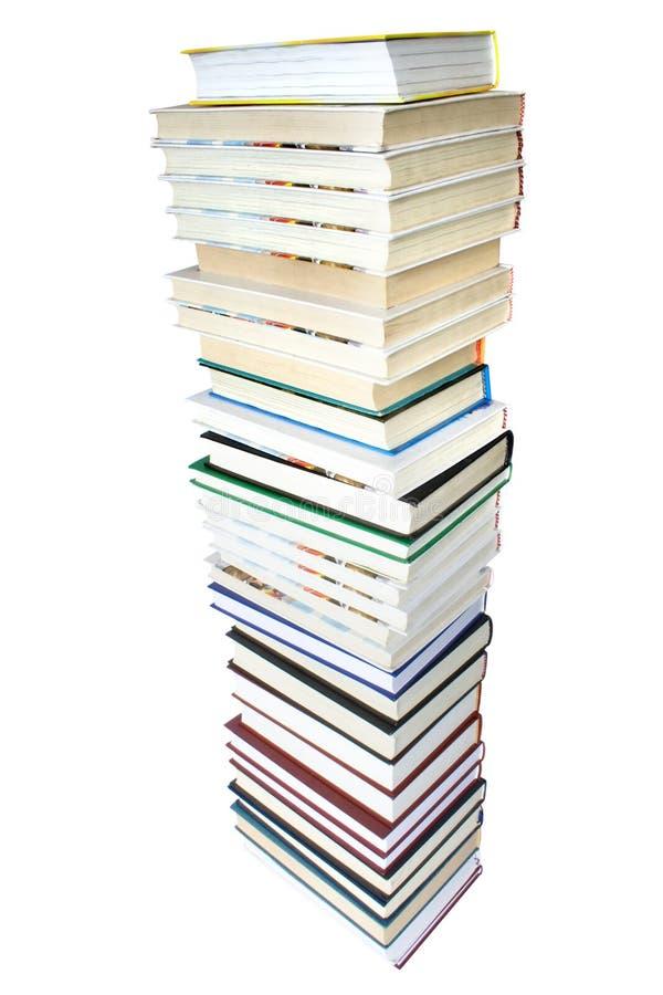 Stapel van boeken royalty-vrije stock afbeeldingen