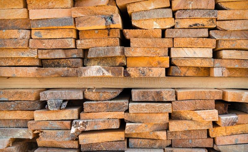 Stapelholz lizenzfreies stockfoto