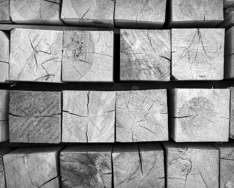 Stapelholz lizenzfreies stockbild