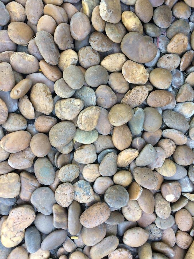 Stapels van stenen stock fotografie