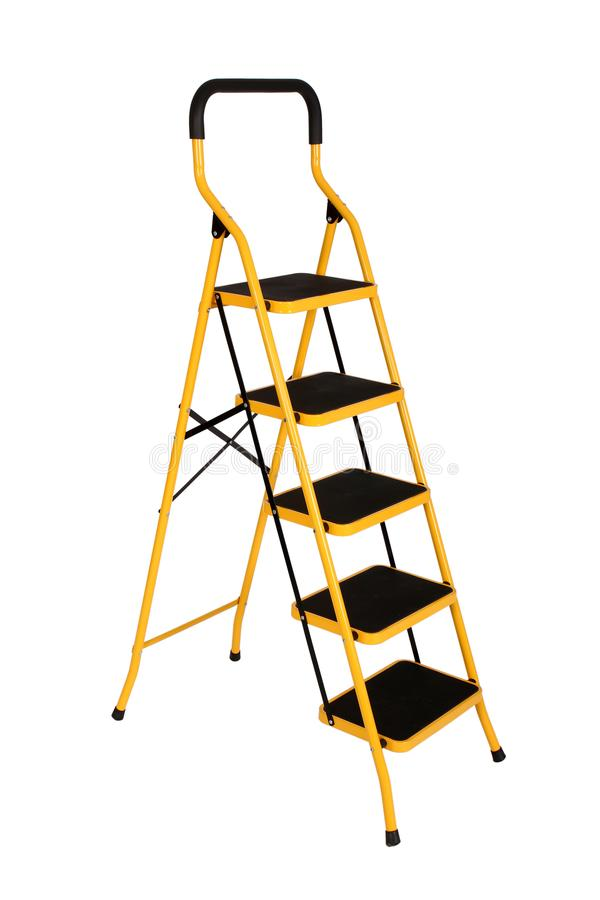 Stapladder stock foto's