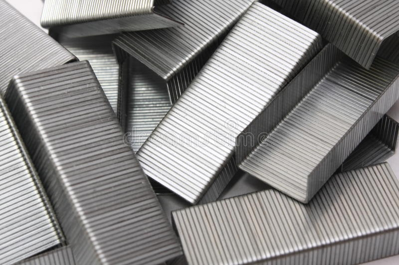 Download Staple stock image. Image of isolated, metal, equipment - 15226257
