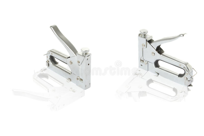 Download Staple guns stock image. Image of isolated, background - 11735925