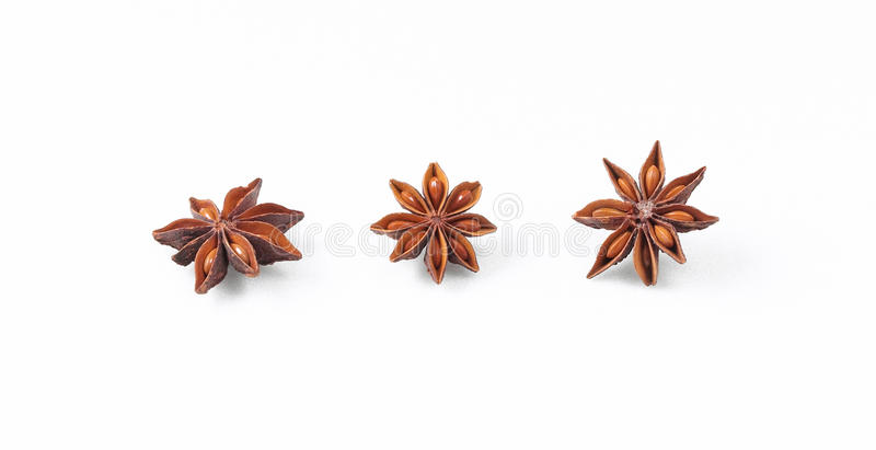 Download Star Anise stock image. Image of food, delicious, isolated - 26582709
