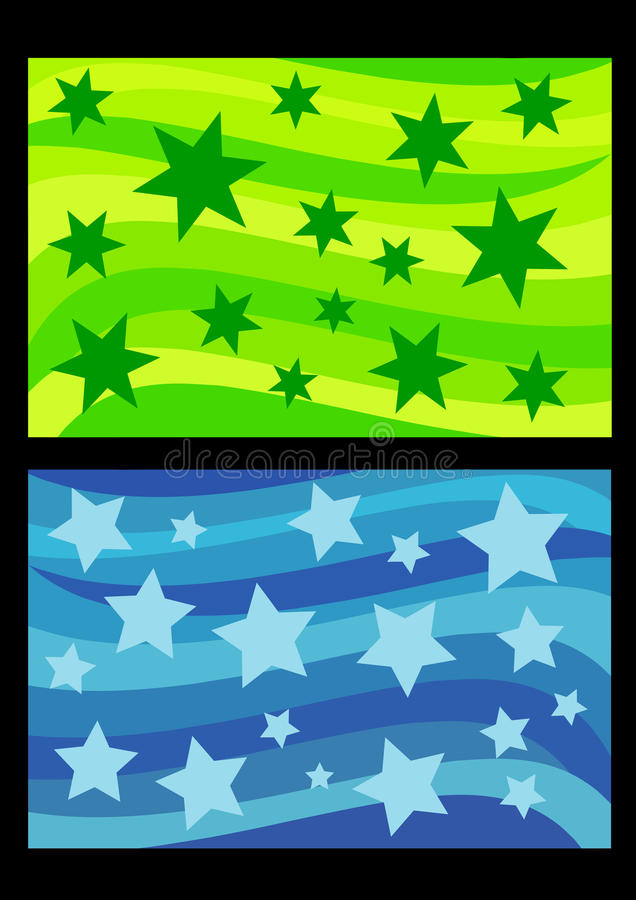 Download Star background stock vector. Image of effect, abstracts - 21172948