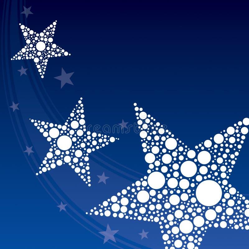 Download Star Background stock vector. Illustration of evening - 21988566