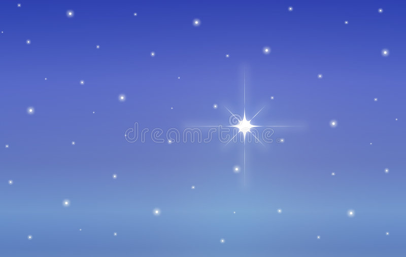 Star Background vector illustration