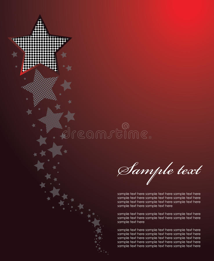 Download Star Background Vector Stock Photo - Image: 11765360