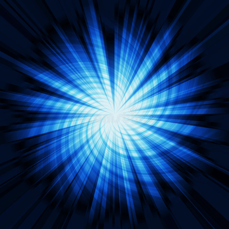 Star burst stock illustration