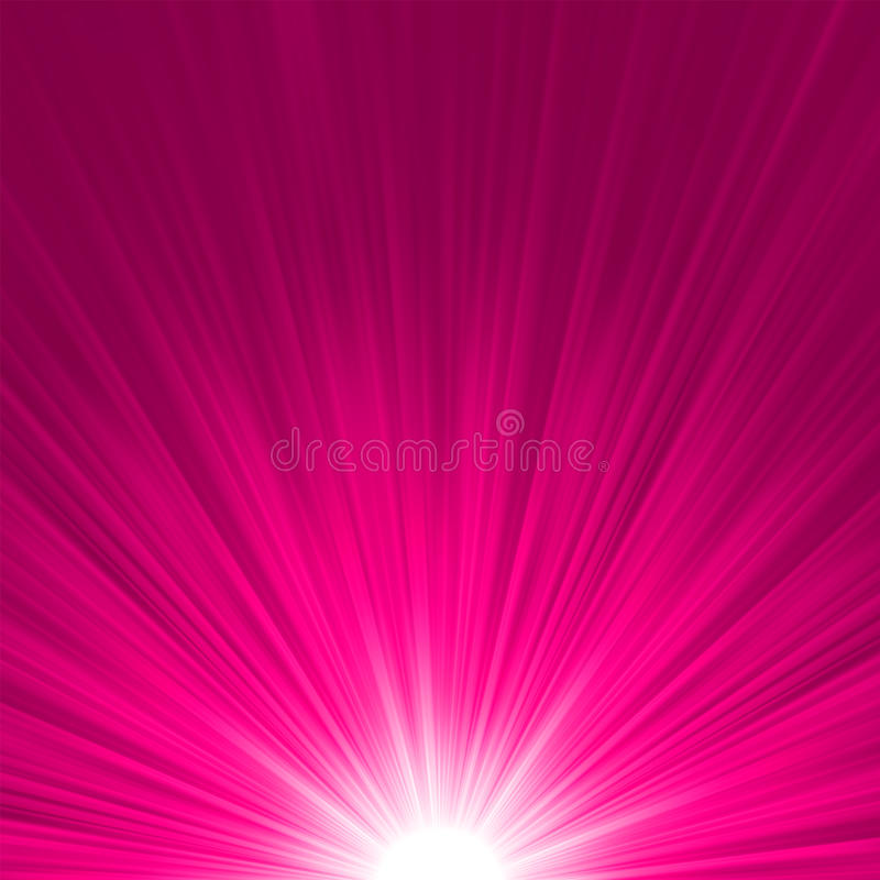 Download Star Burst Pink And White Fire. EPS 8 Stock Images - Image: 26931814