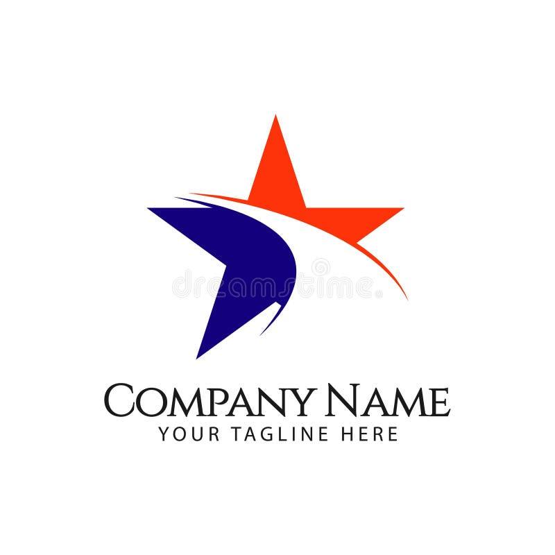 Star Company Vector Template Design Illustration vector illustration