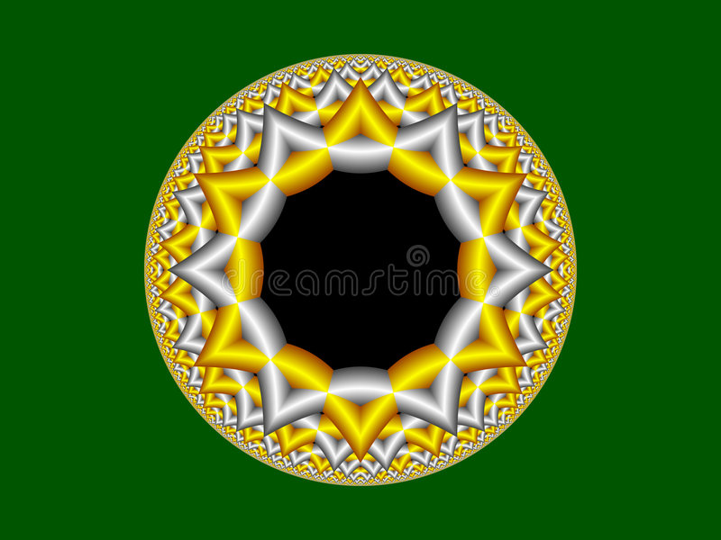 Star of David 2 stock image