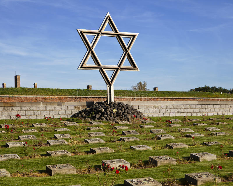 Download Star of David Memorial editorial photography. Image of graves - 24359622