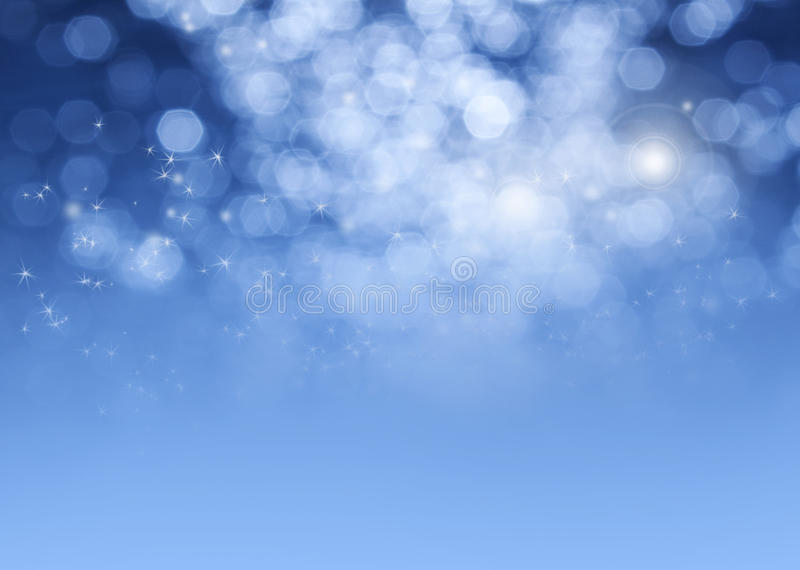 Star dust magical background stock photo