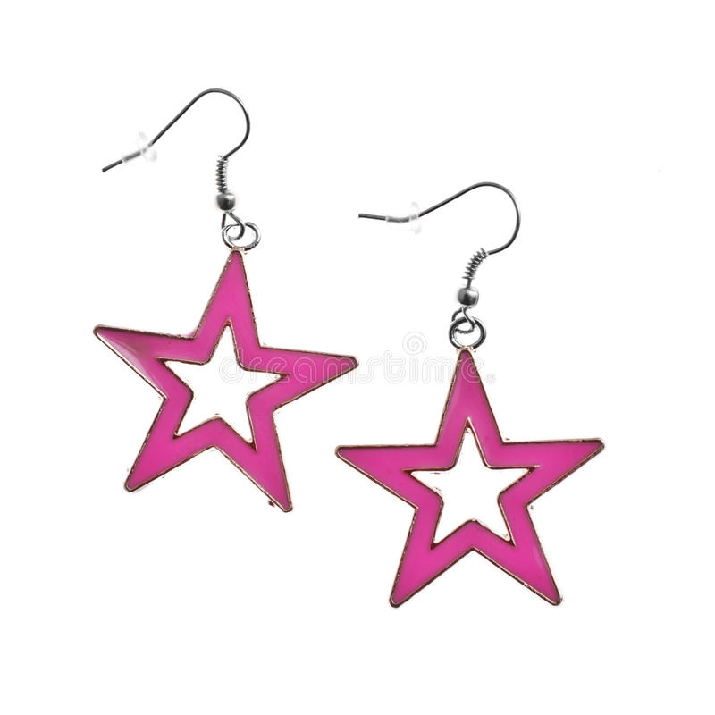 Download Star Earrings Stock Photos - Image: 18090583