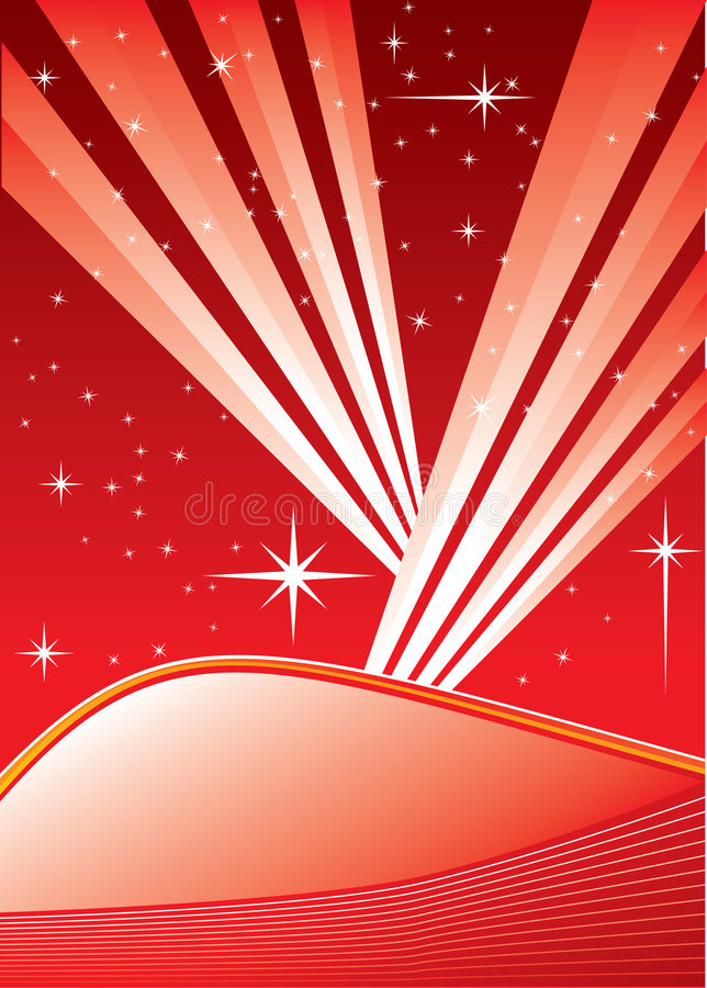 Download Star Field Background /vector Illustration Stock Vector - Illustration of background, celebrate: 7122521