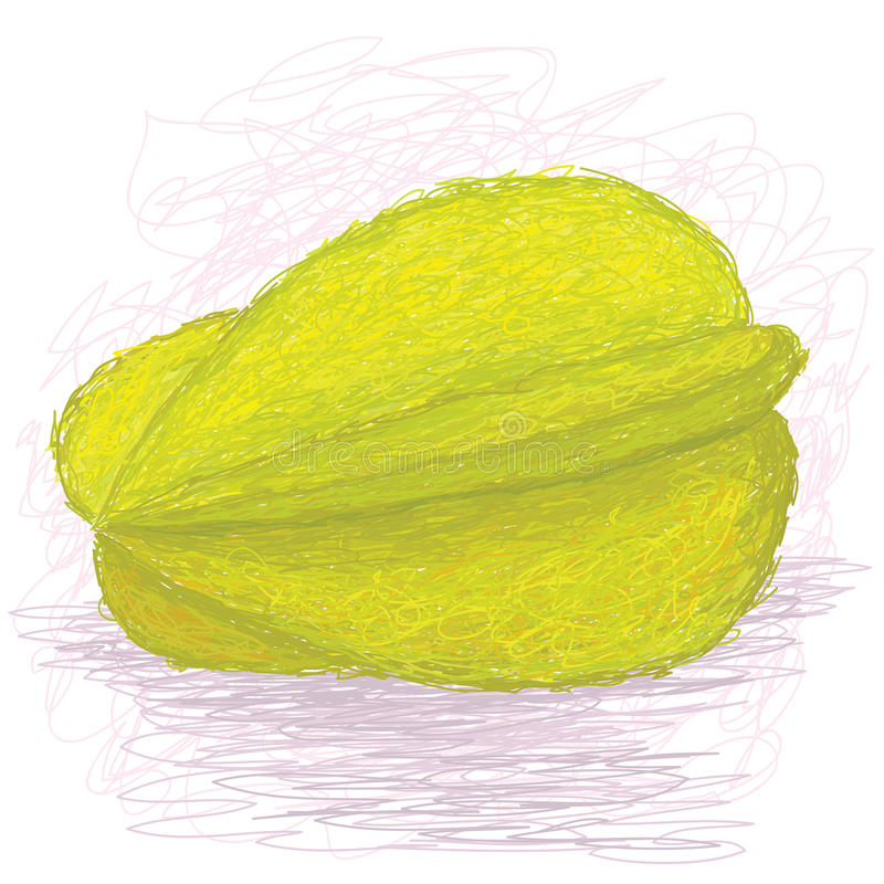 Download Star fruit stock vector. Image of juice, coromandel, asia - 26033825