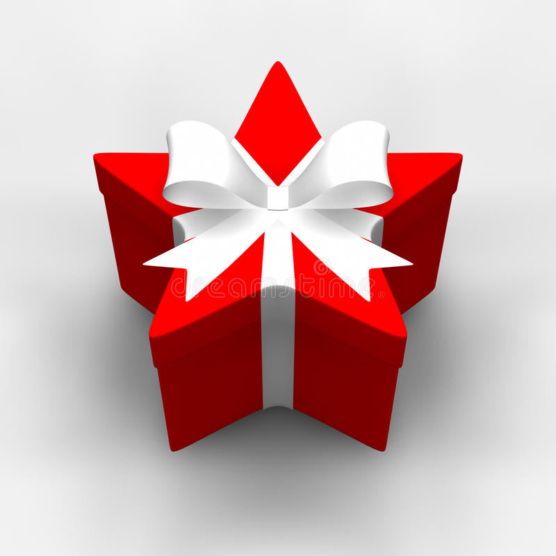 Download Star Gift Royalty Free Stock Photo - Image: 20577805