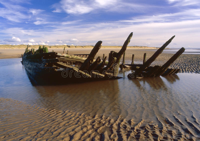 Download Star Of Hope, Stern, Shipwreck 1883, Southport Royalty Free Stock Photo - Image: 23170445