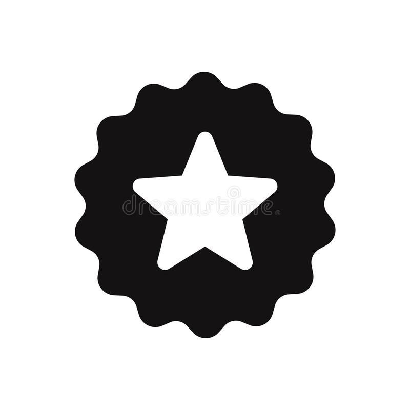 Star icon vector modern and simple flat symbol for website vector illustration