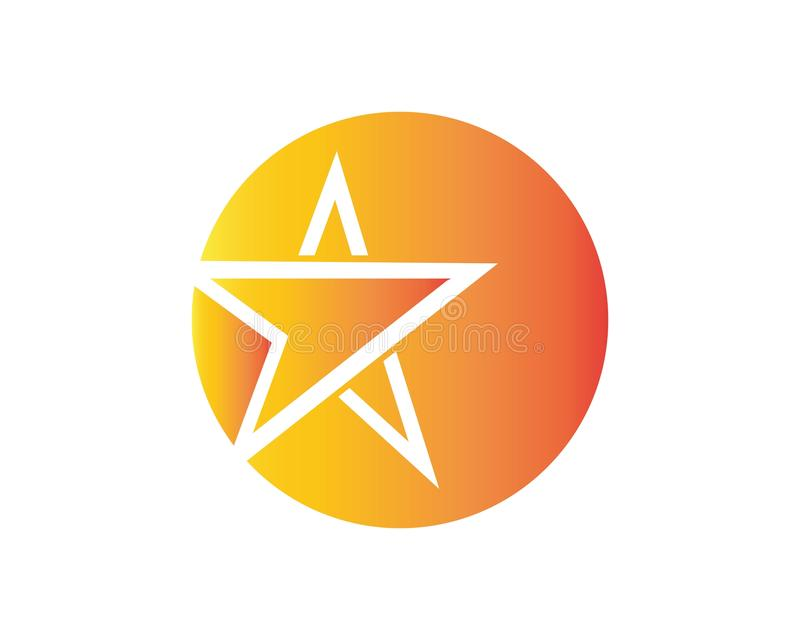 Star icon Template. Vector illustration design, logo, stars, symbol, background, element, success, isolated, shape, style, concept, graphic, web, black, art vector illustration