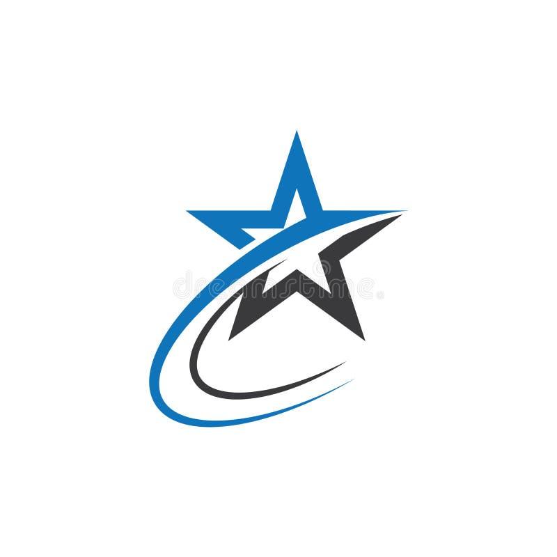 Star icon Template. Vector illustration design logo stars symbol background element success isolated shape style concept graphic web black art leader business stock illustration