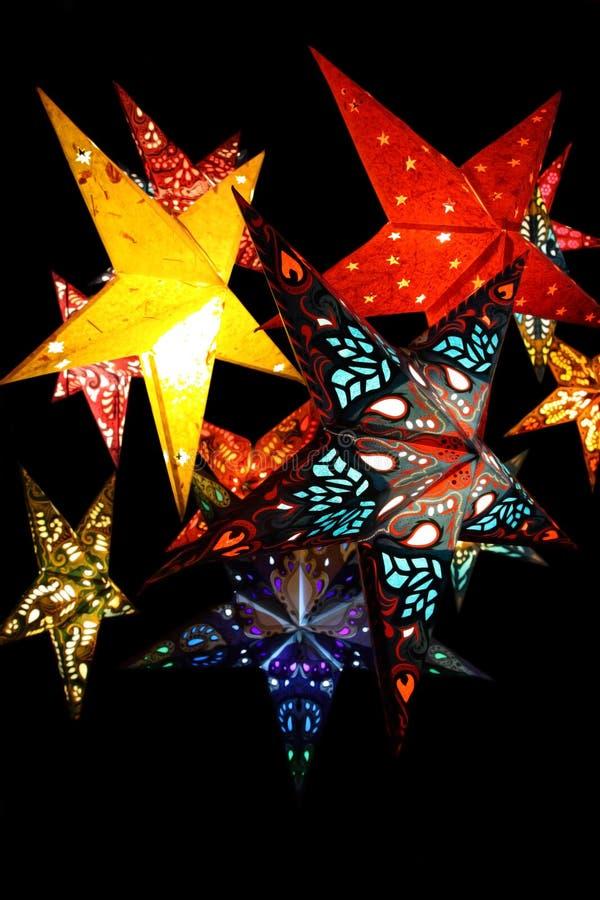 Download Star lanterns stock photo. Image of hanging, christmas - 7528330