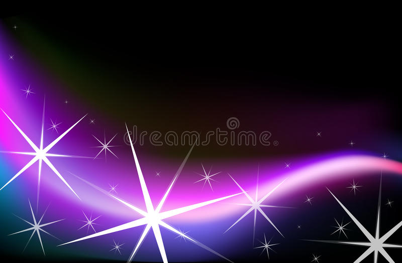 Star lights. High quality star lights.(This image is a illustration and can be scaled to any size without loss of resolution in ai format stock illustration