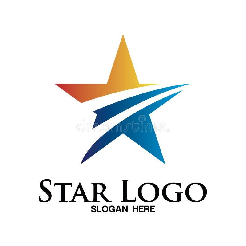 Star Logo design Template. Vector illustration. vector illustration