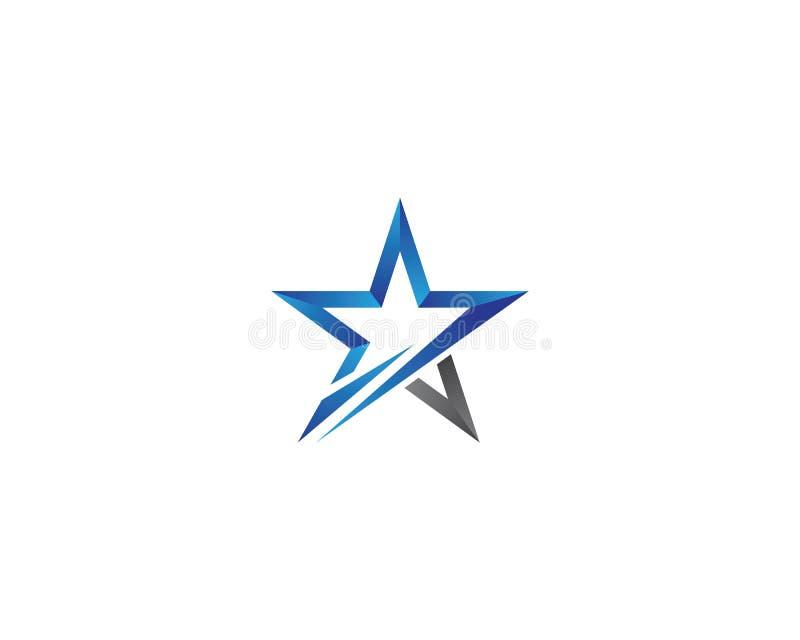 Star logo template illustration design vector illustration